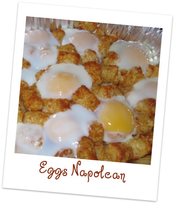 Eggs Napolean 2
