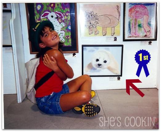 Juvenile Art Exhibits, Orange  County Fair