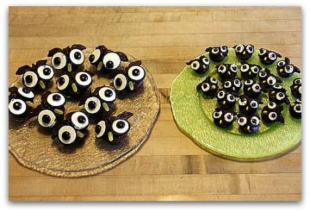 Owl Cupcakes2