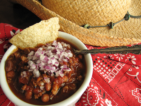 Slow Cooker Cowboy Chili
