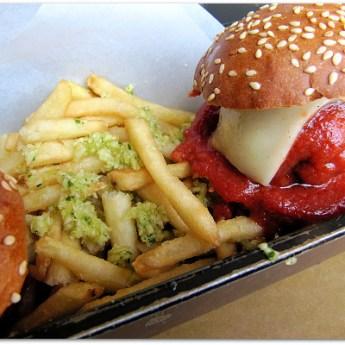 Burger, Santa Cruz