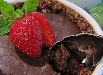 True Food Kitchen's No-Bake Chocolate Tart