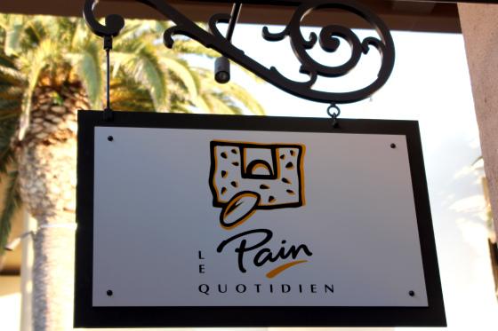 Le Pain Quotidien Fashion Island Newport Beach Ca