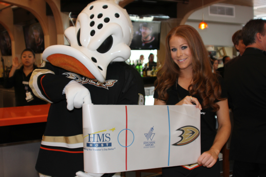 Anaheim Ducks Wild Wing