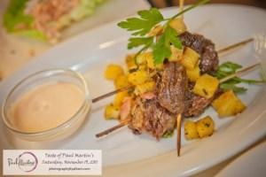 Paul Martin Mesquite Grilled Steak Skewers