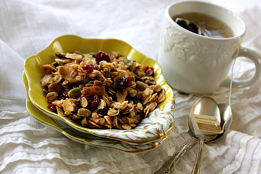 Eleven Madison Park Granola | She's Cookin' | food and travel