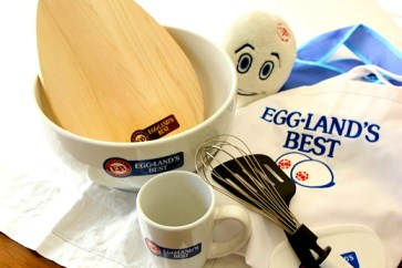 Eggland Giveaway, She's Cookin