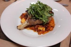 cucina enoteca, berkshire pork chop