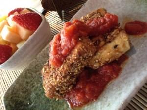 Crispy tofu, Hong Kong, Asian breakfast, ShesCookin.co