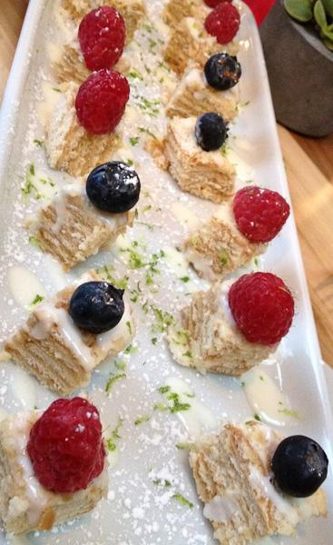 Eat Chow-Lemon Cookie Cake | ShesCookin.com