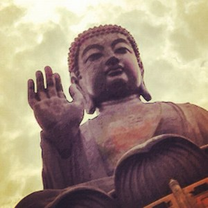 Giant Buddha, Lantau, Hong Kong