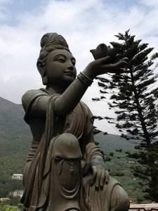 Lantau, Bodhisatva