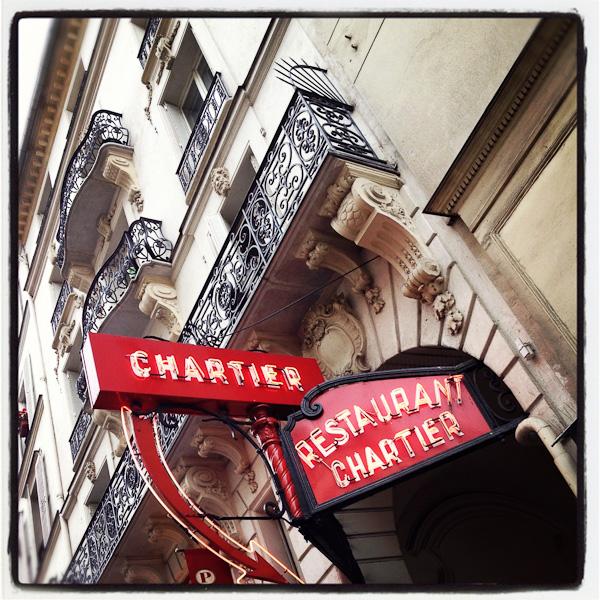 Le Bouillon Chartier - Paris | ShesCookin.com