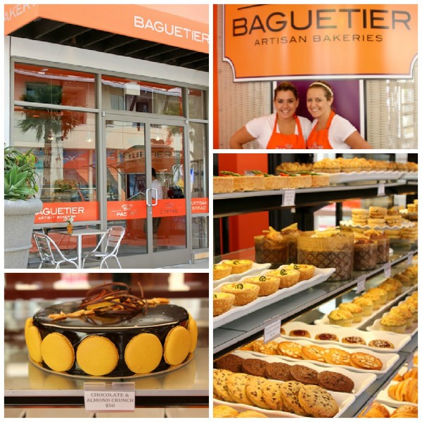 Baguetier, French pastries, Huntington Beach, US Open of Surfing