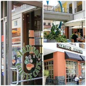 Sertino's Coffee Cafe, Huntington Beach, US Open of Surfing