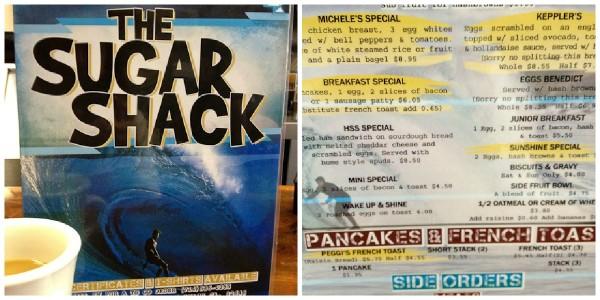 Sugar Shack, Huntington Beach restaurants, US Open of Surfing