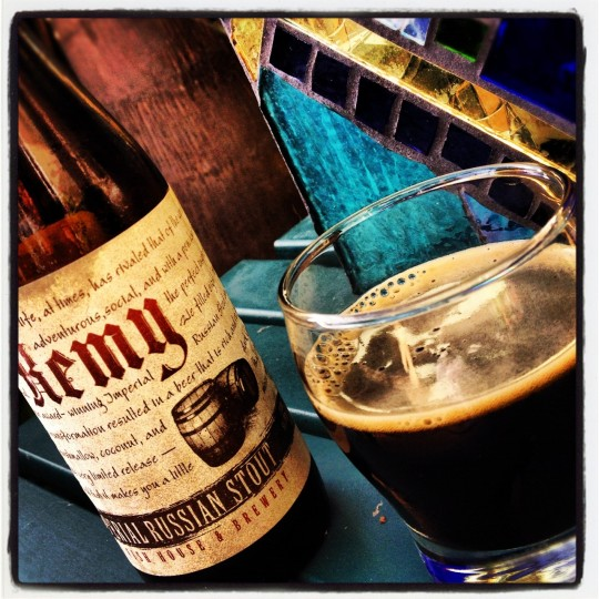Taps Brewery Remy Stout