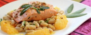 Salmon, Citrus and Sage - CAMPFIRE RED POTATO HASH - 10 NATURALLY DELICIOUS SODIUM SUBSTITUTES