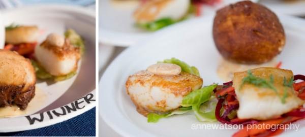 Slapfish, gourmet food trucks, farm to food truck challenge
