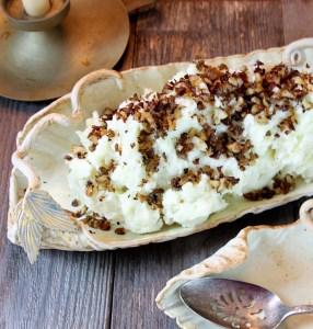 Truffled Mashed Potatoes | ShesCookin.com