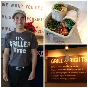 Fresh Griller, healthy fast casual restaurants Orange County