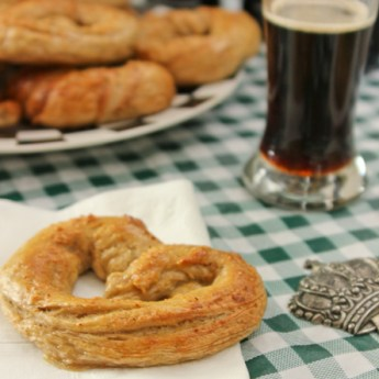 Heat up St. Patrick's Day with Ghost Pepper Salted Guinness Pretzels