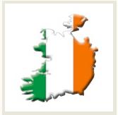 Ireland, Irish flag image