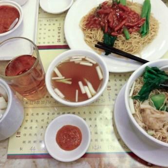 Affordable Hong Kong: Michelin Star Cheap Eats