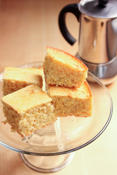 Heart Healthy Cornbread