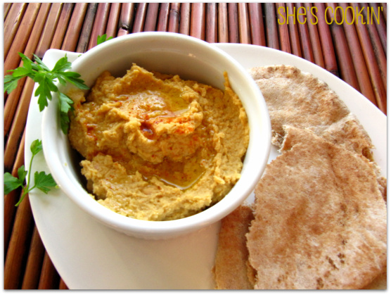 Spicy-Hummus