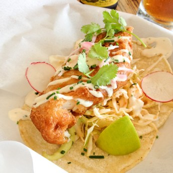 fish taco, slapfish, huntington beach