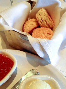 Flaky Biscuits | Flemings Wine Country Brunch