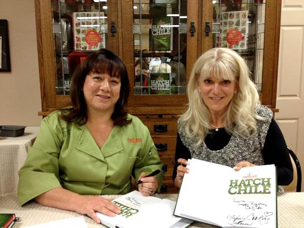 Chef Ida Rodriguez and Sharon Hernandez of Melissa's Produce