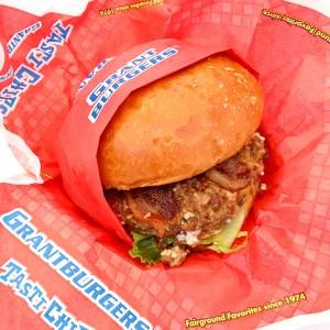 Tasti Chips Burger OC Fair