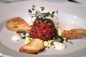 Tuna Tartare - Jamboree Winemaker Dinner
