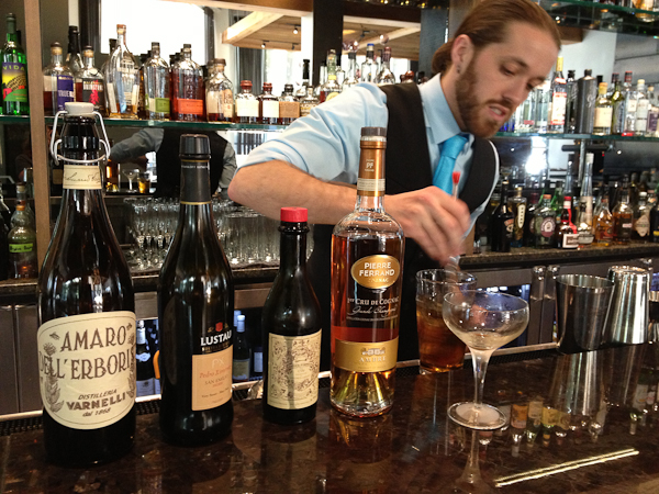 Jason Kilgore, sommelier, Catalyst, Boston