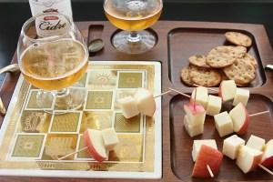 Stella Artois Hard Cidre, hard cider pairing