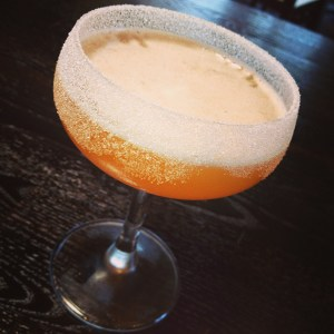 Brandy Crusta cocktail