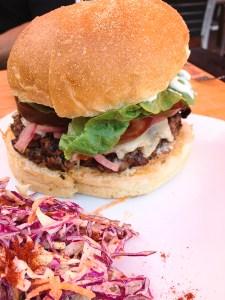 Maro Grass Fed Burger