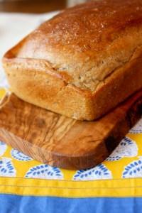 Whole Wheat Oat Bread recipe