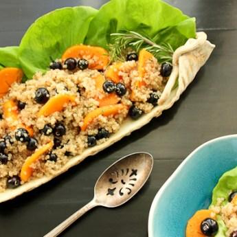 Blueberry Quinoa Salad – Is It A Winner?