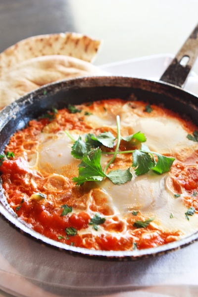 Shakshuka, Middle Eastern specialty