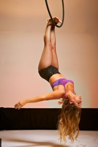 Sababa Restaurant and Lounge, Danielle Stone aerialist