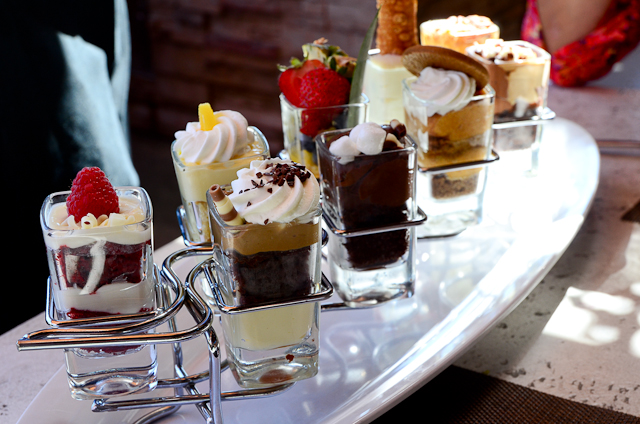 Mini Indulgences, mini desserts, Seasons 52