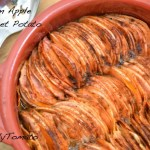Sweet-potato apple tian