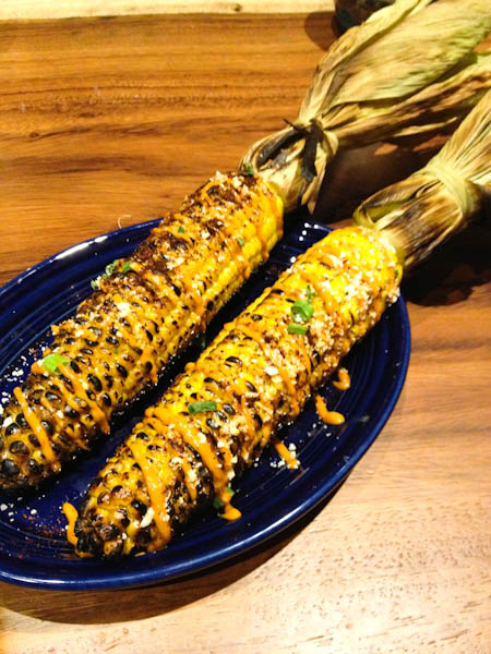 Elote, Mexican corn