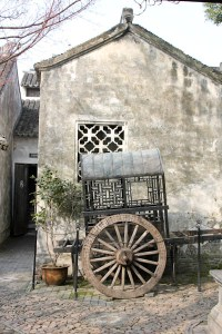 Zhouzhuang Village, ancient Chinese fishing village, Shanghai