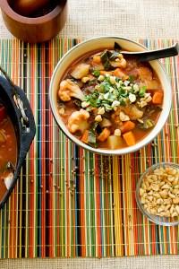 African Potato & Cauliflower Stew-9343
