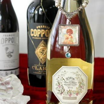 Coppola wines, Sofia Blanc de Blancs
