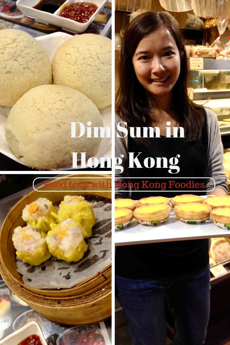 Eat the best of Hong Kong, from Won Ton noodles to Hong Kong Style egg tarts; Sugar Cane juice to Har Gao (shrimp dumplings) and Char Siu Bao  (Crispy BBQ Pork Bun). #travel #HongKong #foodtour #dimsum